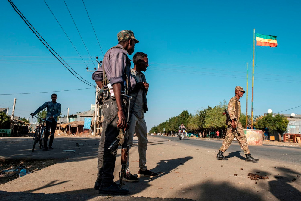 FP: Ethiopia's Tigray War Is Fueling Amhara Expansionism