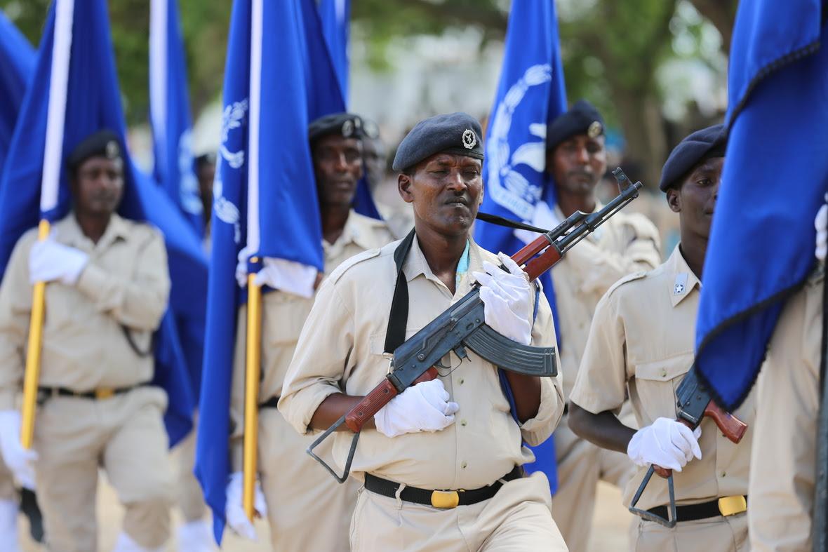 Booliska Somalia oo gacanta ku dhigay Ragii dhibateeyay Ubax Ibraahim oo ah gabar 15 sano jir ah
