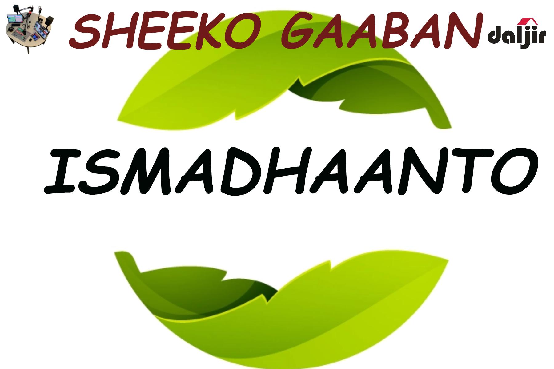 Sheeko Gaaban: Sheekada Ismadhaanto – Taxanaha 13aad (dhegayso | daawo)