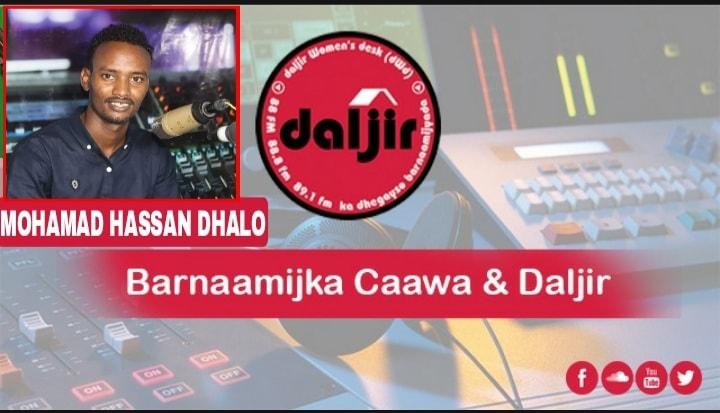 Caawa & Daljir iyo Maxamed Xasan Dhalo, Daljir Badhan (dhegayso)