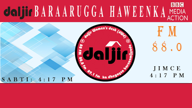Daljir & BBCMA: BARAARUGGA Haweenka | (Taxanaha 89aad (dhegayso)