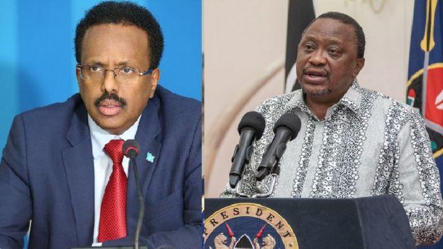 Madaxweyne Uhuru Kenyatta oo ku gacan seyray go'aanka Maxkamadda ICJ