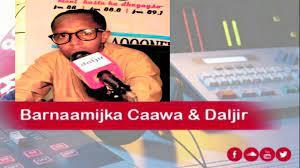 Caawa & Daljir iyo Xasan Heykal, Daljir Garoowe (dhegayso)