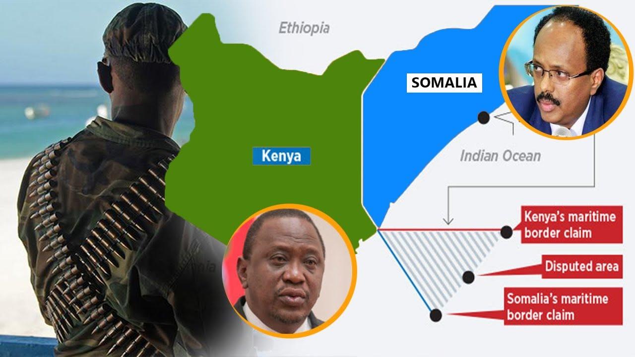Wacaal Darey ah: Kenya oo ka baxday Kiiskii dacwada badda
